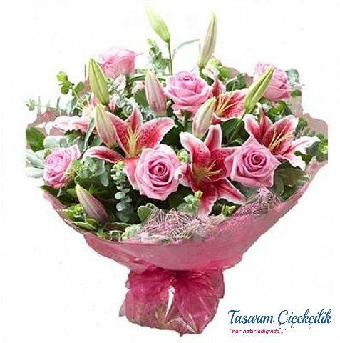 Lilyum Çiçek 1029